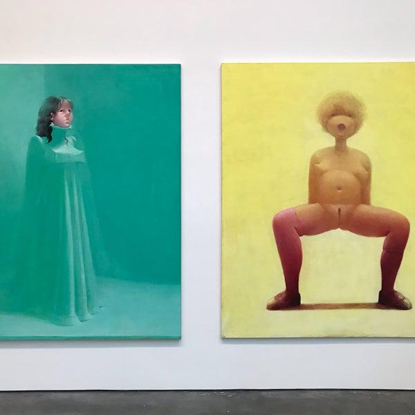Photo prise au David Zwirner Gallery par Noah W. le9/15/2018