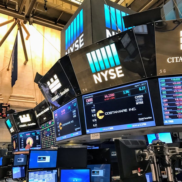 Photo taken at NYSE Euronext by Noah W. on 4/7/2017