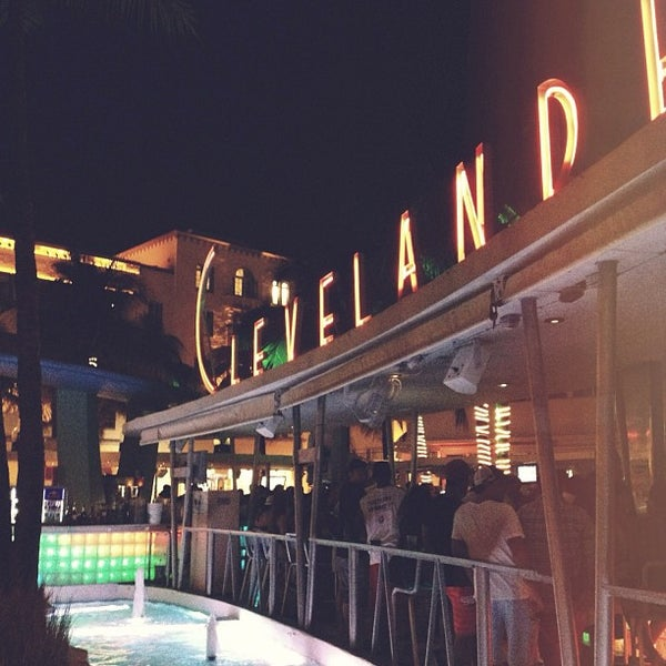 Photo taken at Clevelander South Beach Hotel and Bar by Waqas S. on 3/13/2013