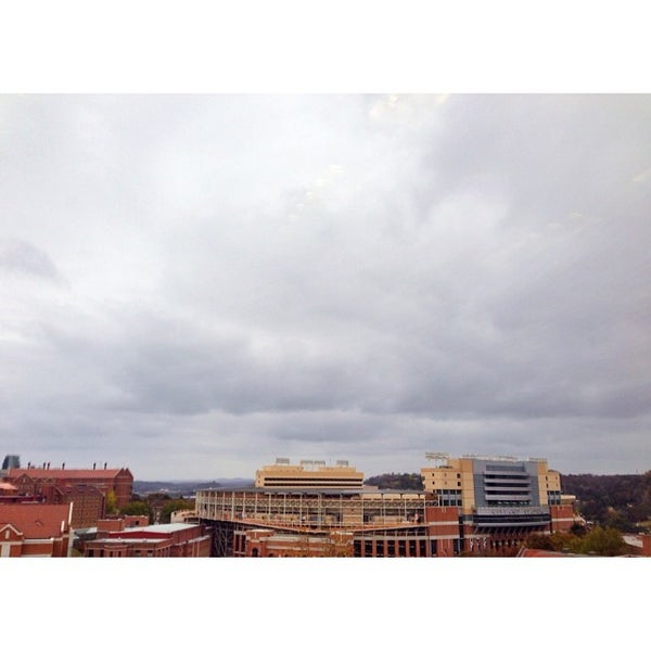 Photo taken at John C. Hodges Library by Chase C. on 11/12/2013