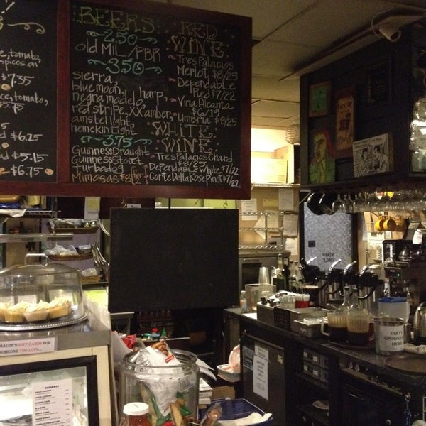 Maude S Cafe Wifi