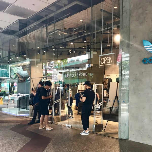 adidas store orchard road