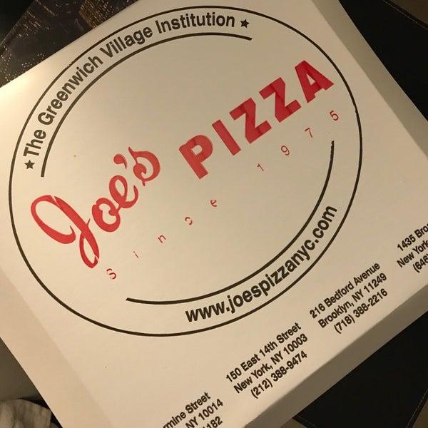 Foto tomada en Joe's Pizza por doc el 10/5/2017