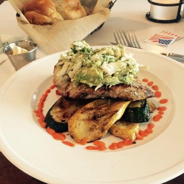 Photo taken at Bimini Boatyard Bar & Grill by David H. on 5/7/2015