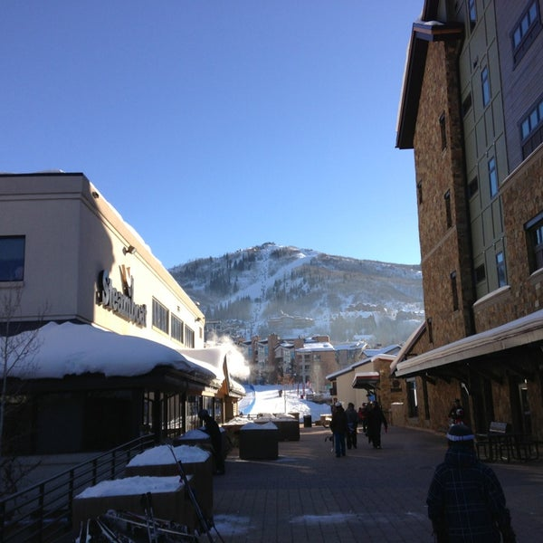 Photo taken at Steamboat Resort by Adam M. on 1/19/2013
