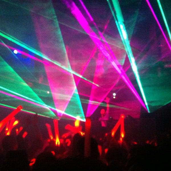 Photo taken at Marquee Nightclub & Dayclub by Raquel Jane on 4/14/2013