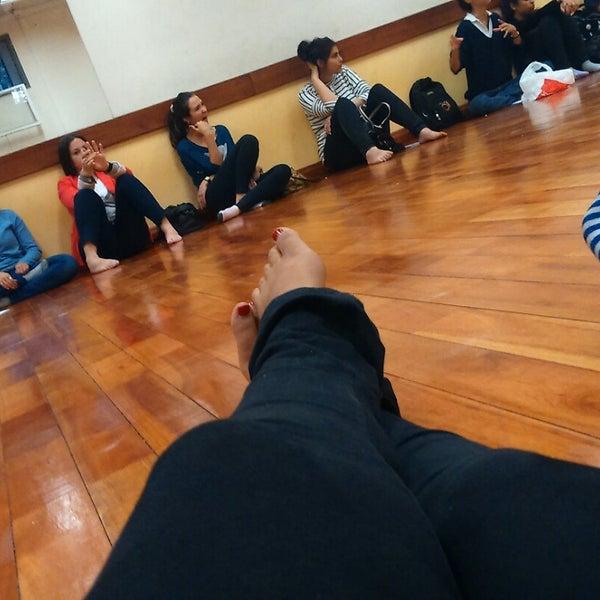 Foto tomada en Facultad de Psicología - Udelar por Cari C. el 11/24/2014