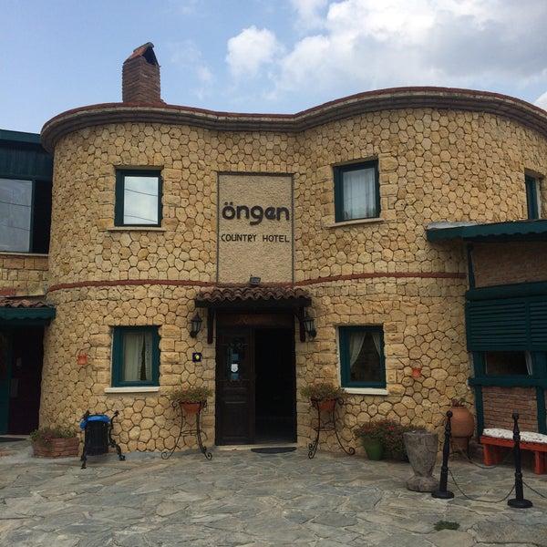 8/22/2017 tarihinde Alpcan S.ziyaretçi tarafından Öngen Country Hotel'de çekilen fotoğraf