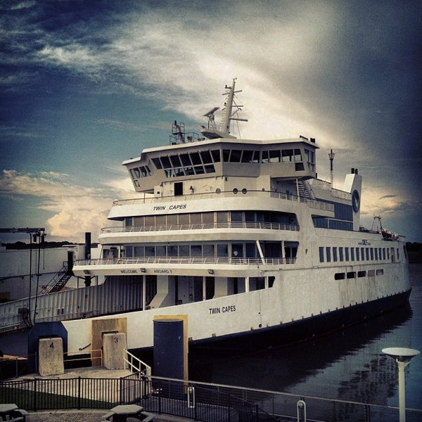 Photo taken at Cape May-Lewes Ferry | Cape May Terminal by Kevin W. on 8/1/2012