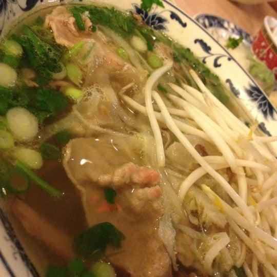 Photo taken at Pho 777 Vietnamese Restaurant by Jason H. on 7/7/2012
