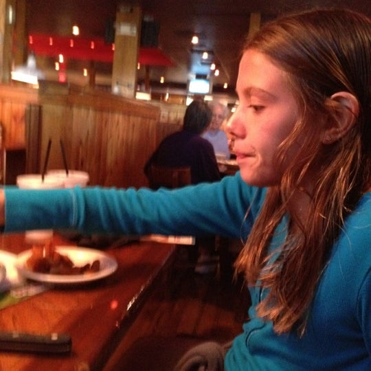 Photo taken at Outback Steakhouse by Carol D. on 7/17/2012