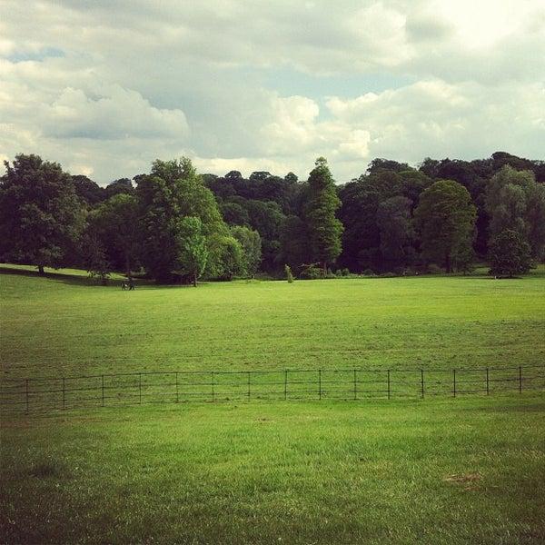 7/10/2012 tarihinde Wunderbuzzziyaretçi tarafından Hampstead Heath'de çekilen fotoğraf