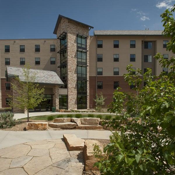 University Village Shopping Center Colorado Springs: Colorado State University
