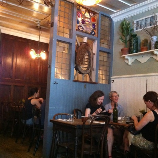 Photo taken at Vinegar Hill House by Kirk L. on 7/1/2012