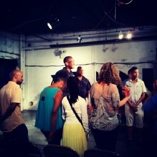 Photo taken at Expansion Church @ DCTVNY by Yari A. on 7/29/2012