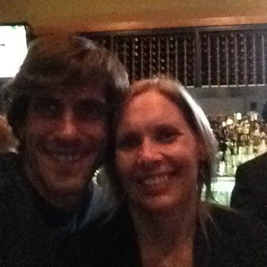 Photo taken at Bluestone Restaurant by Barts Motor Works 1. on 3/31/2012