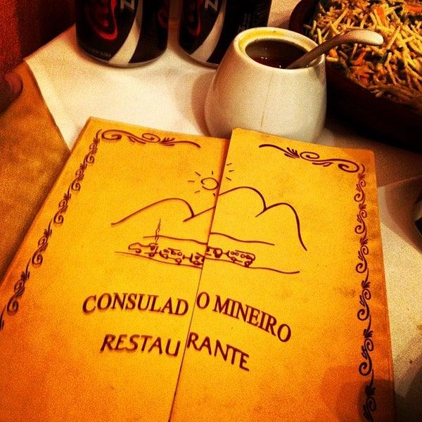 Foto tirada no(a) Consulado Mineiro por Andre P. em 9/2/2012