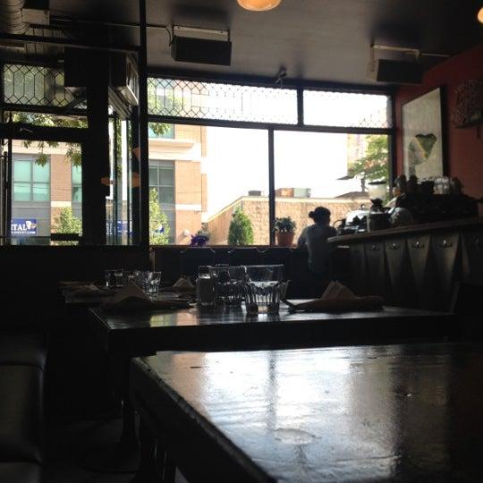 Beaver Cafe Toronto Menu