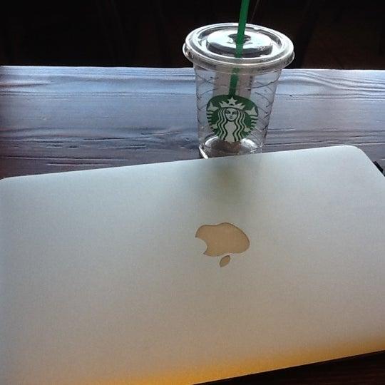 Photo taken at Starbucks by David M. on 6/22/2012