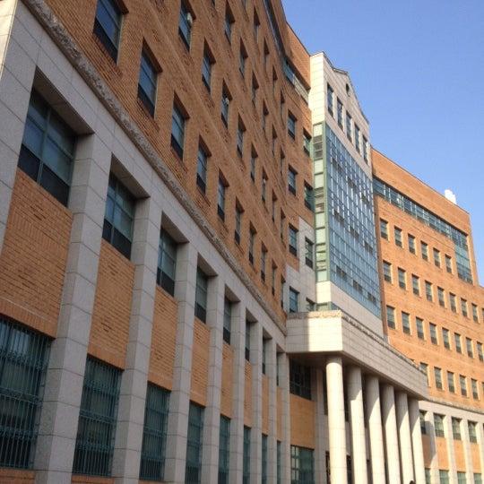 Photo taken at New Millennium Hall by Wonseok S. on 2/16/2012