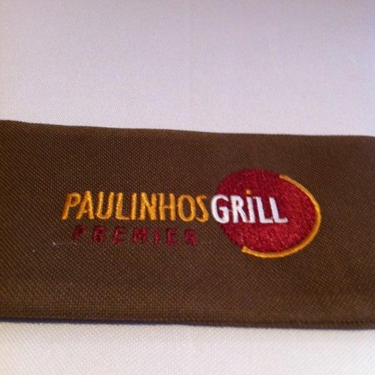 Foto tirada no(a) Paulinho's Grill por Valmir J. em 6/18/2012