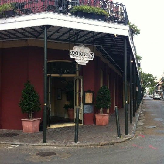Photo taken at Muriel's Jackson Square by Sheila E. on 6/27/2012