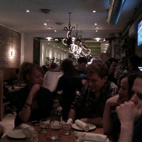 Photo prise au Pizzeria Libretto par Tristan J. le3/11/2012