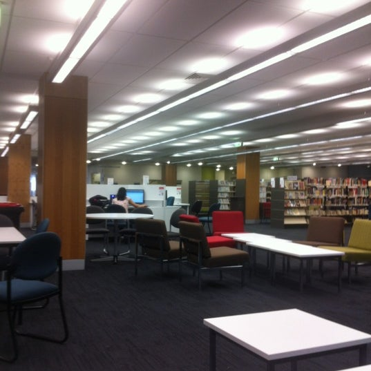 Swinburne university library now closed hawthorn vic