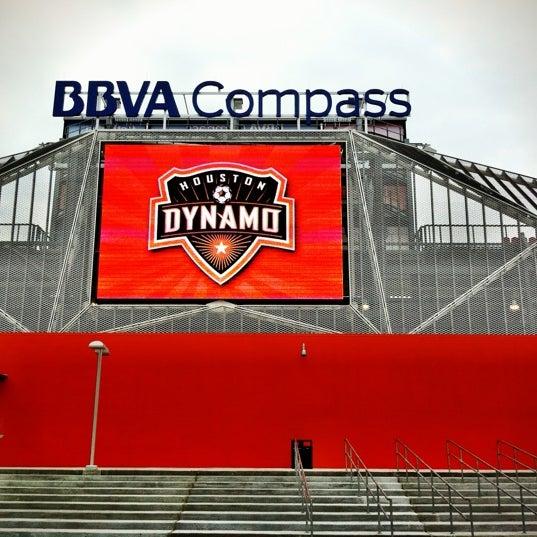 Photo prise au BBVA Compass Stadium par Michael S. le5/15/2012