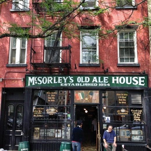 Photo prise au McSorley's Old Ale House par John S. le6/6/2012