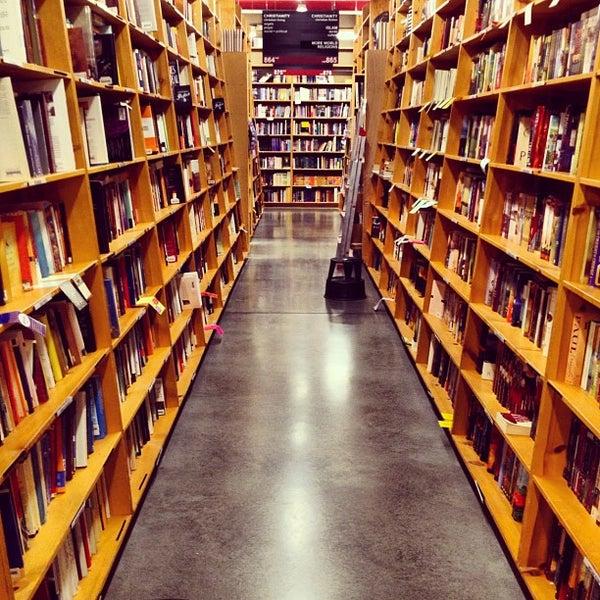 Powells rare book room hours movie