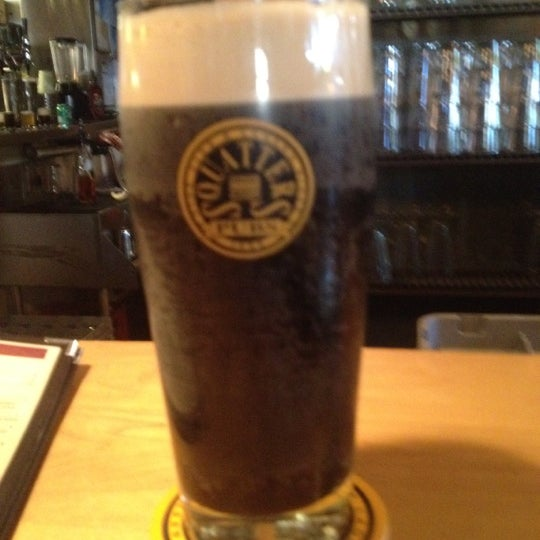 Oatmeal stout. You REALLY have to try this!