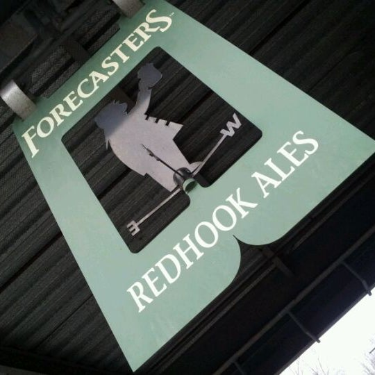 Photo taken at Redhook Brewery by Amber B. on 3/24/2012