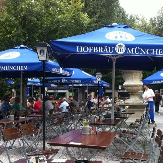 Photo taken at Park Café by Herbert M. on 8/22/2012