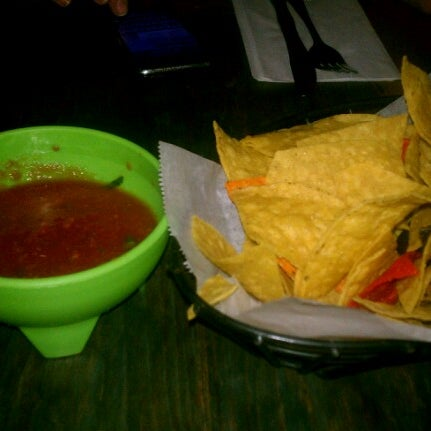 Photo taken at Burrito Bar & Kitchen by Nickee C. on 6/21/2012