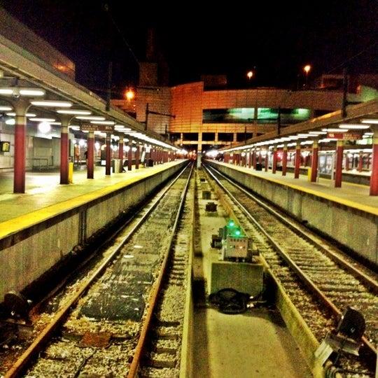 Photo taken at South Station Terminal (MBTA / Amtrak) by Shirish N. on 8/29/2012