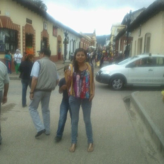 Photo taken at Andador Real de Guadalupe by Dani D. on 6/24/2012