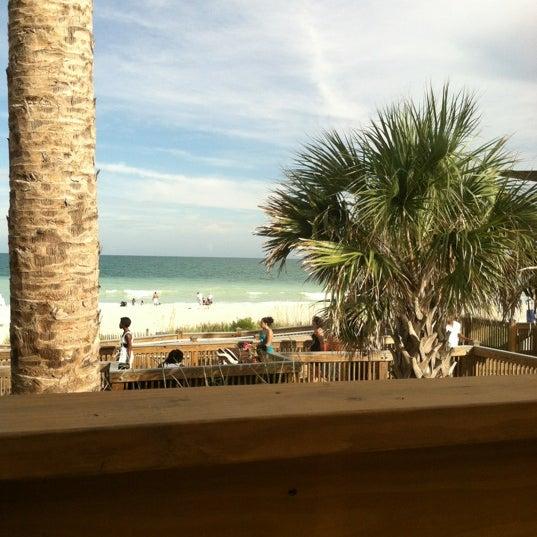 Photo taken at Landshark Bar & Grill by Kelsey C. on 7/12/2012