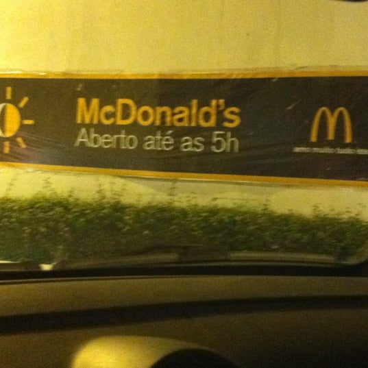 Photo taken at McDonald's by 🎀 Thais J. on 8/18/2012