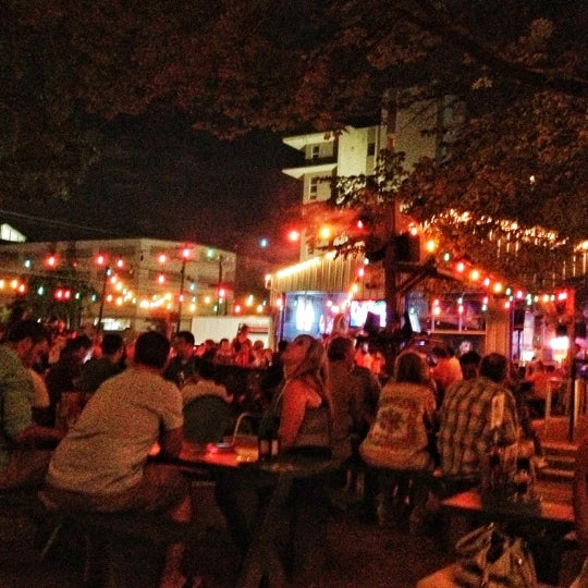 Photo taken at Katy Trail Ice House by Brian B. on 5/27/2012