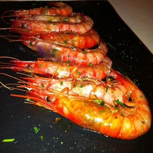 Foto tomada en Restaurant Balandra por Quintín Q. el 3/11/2012
