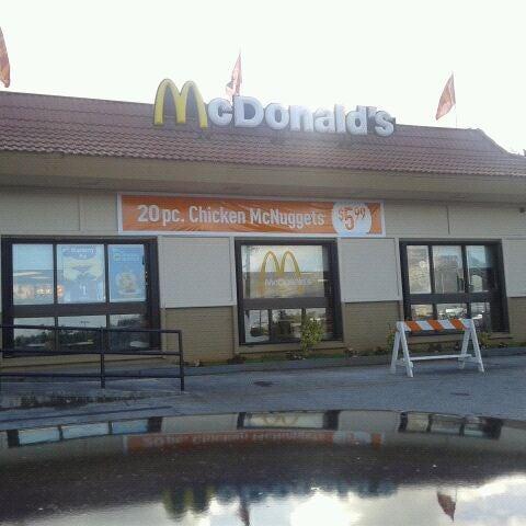 Photo taken at McDonald's by James Babauta R. on 4/22/2012