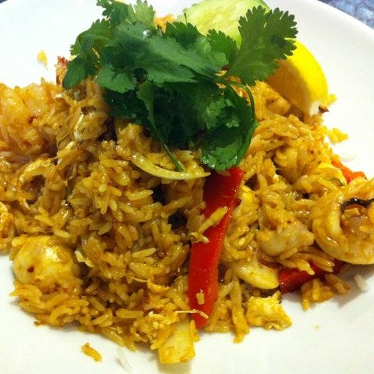 Photo taken at Taste of Thai by Angel Z. on 5/26/2012