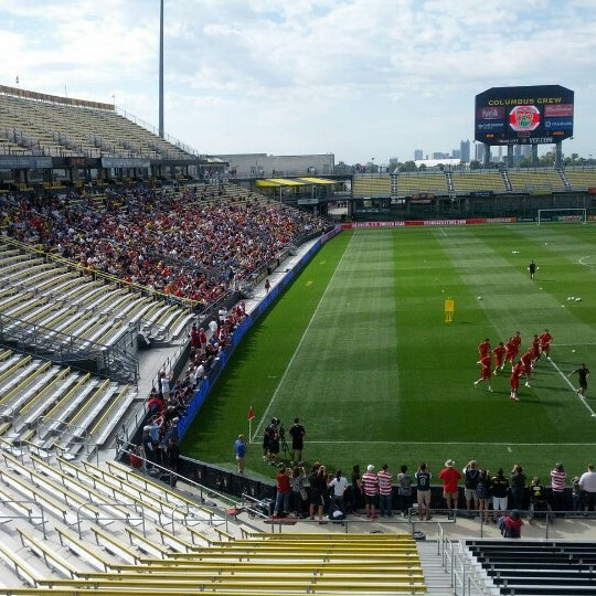 Photo taken at MAPFRE Stadium by John C. on 9/9/2012