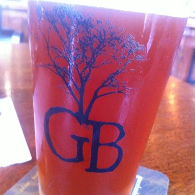 Photo taken at Greenbush Brewing Company by Marcus R. on 8/22/2012