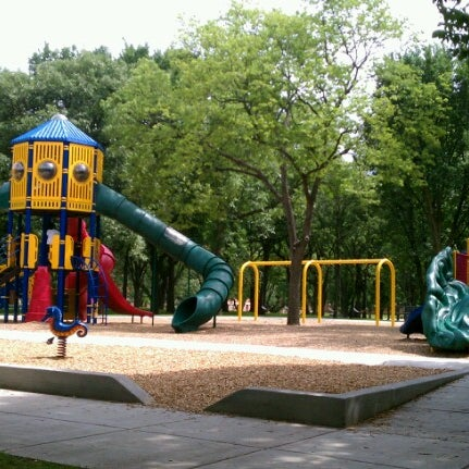 Photo taken at Island Park by Peterson O. on 6/17/2012