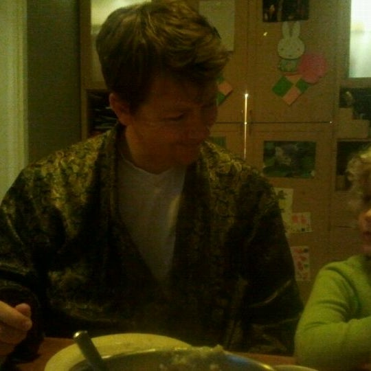 Photo taken at Breakfast Table by Elza v. on 3/2/2012