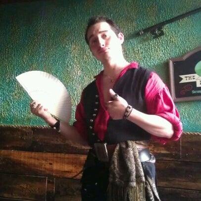 Photo taken at Piratz Tavern by Mino M. on 5/25/2012