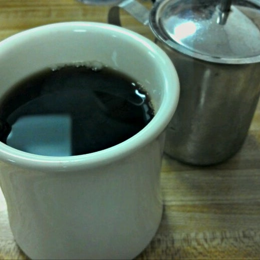 Photo taken at Milltown Diner by Mark J. on 9/12/2012