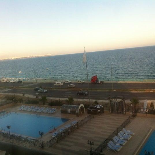 6/4/2012 tarihinde alper a.ziyaretçi tarafından Harrington Park Resort Hotel'de çekilen fotoğraf